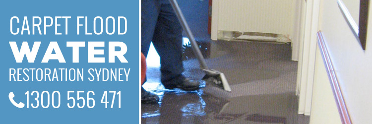 carpet-flood-water-restoration-Casula Mall
